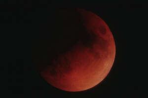 Total Lunar Eclipse Jan 20, 2000